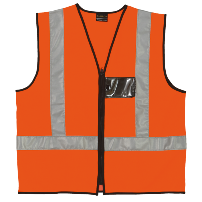 Highway Waistcoat Safety Orange Size 2XL