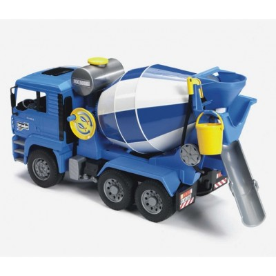 Bruder Man Cement Mixer