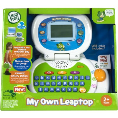 Leapfrog Leaptop2-Green