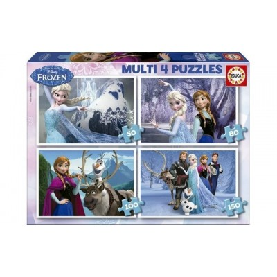 Educa Frozen (50, 80, 100 & 150Piece)