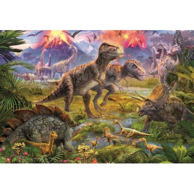 Educa Dinosaur Gathering (1X500Piece)