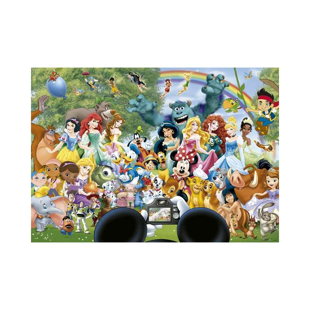 Educa The Marvellous World Of Disney Ii (1X1000Piece)
