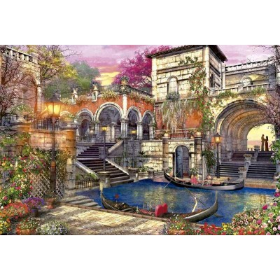 Educa Venice Courtship (1X3000Piece)