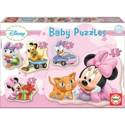 Educa Minnie Baby Puzzle