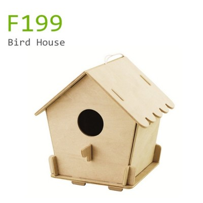 Robotime Bird House (Closed)