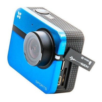 Ezviz S1 Actioncam 16Mp 1080P 60Fps Blue