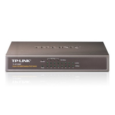 Tplink 8Port (4Poe Ports) Desktop Switch