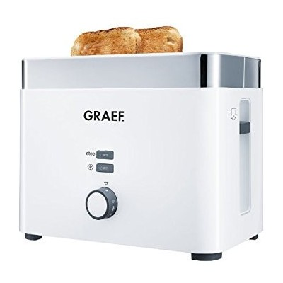 Graef Toaster 2-Slice White
