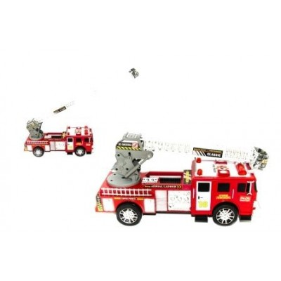 Battery Operated Power Fire Engine