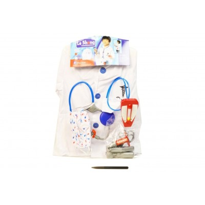 Dress Up Doctor Set In Pvc Bag