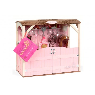 Our Generation Girl Stable For 18 Inch Doll
