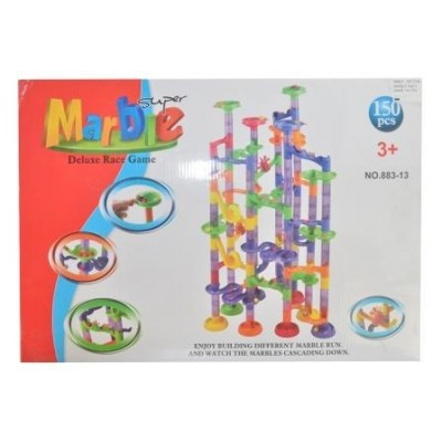 Marble Race Game 150 Piece