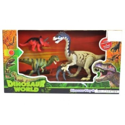 Dinosaur World Set 3 Piece