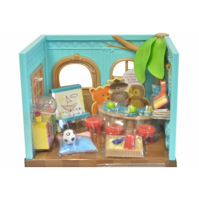Li'L Woodzeez Nursery Playset