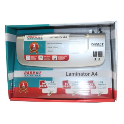 Laminating Machine A4 2 Roller Retail Pack