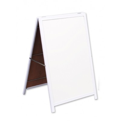 A Frame Whiteboard Non-Mag Steel Frame 900*600Mm