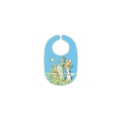 Peter Rabbit - Bib - Blue