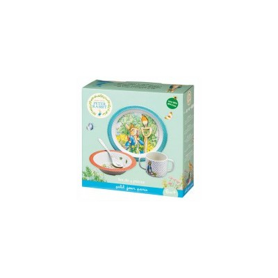 Peter Rabbit - 4 Piece Gift Box