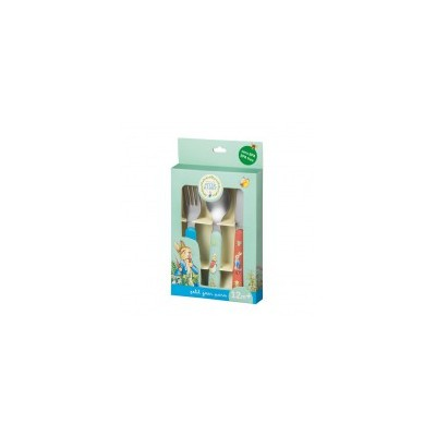 Peter Rabbit - Cutlery Set - Dots - Three Piece Set