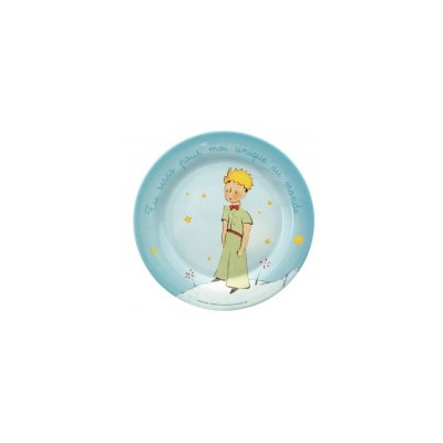 The Little Prince-  Large Plate - Blue