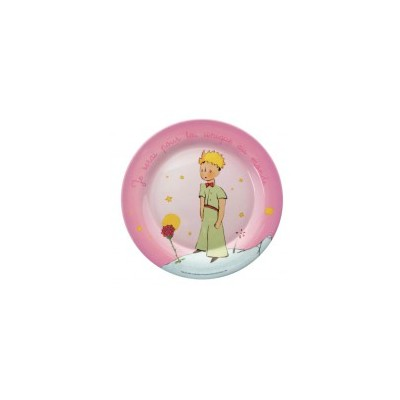 The Little Prince - Large Plate - Pink