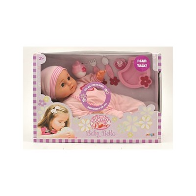 Bambolina 50 Phrases Doll