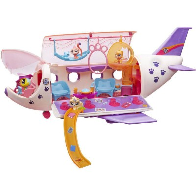 Littlest Pet Shop Pet Jet