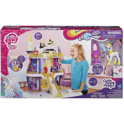 My Little Pony Cutie Mark Magic Canterlot Castle