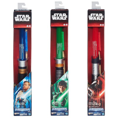 Star Wars E7 Electronic Lightsaber Assorted