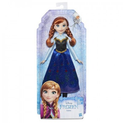 Frozen Classic Anna (Solid)