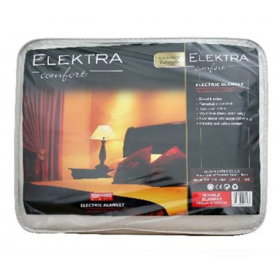 Elektra Electric Blanket Double Standard Fitted