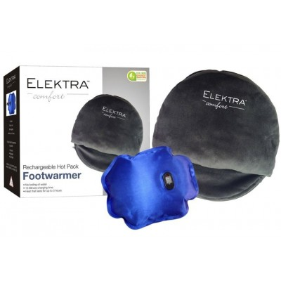 Elektra Electric Hot Water Bottle- Foot Warmer