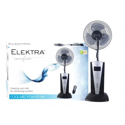 Elektra Cool Mist Power Fan