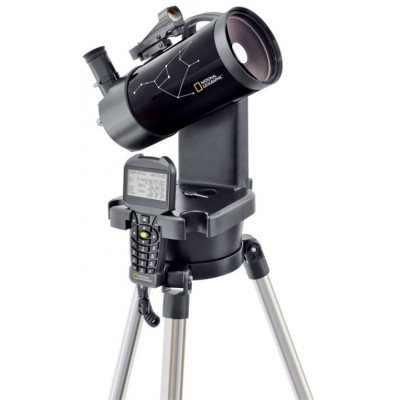 National Geographic 90Mm Maksutov-Cassegrain Goto Telescope