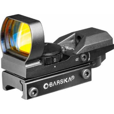 Barska Ac11704 Multi-Recticle Electro Sight, Green/Red