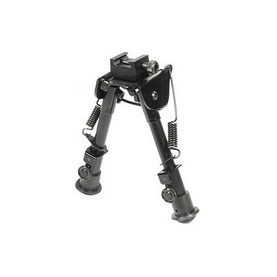 Aw11886 Picatinny / Weaver Bipod, Medium Height