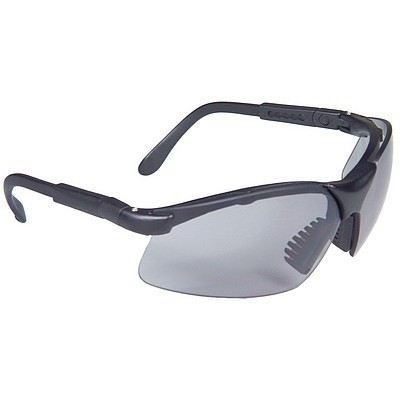 Rv0120Cs Radians Revelation Shooting Glasses Dark Smoke