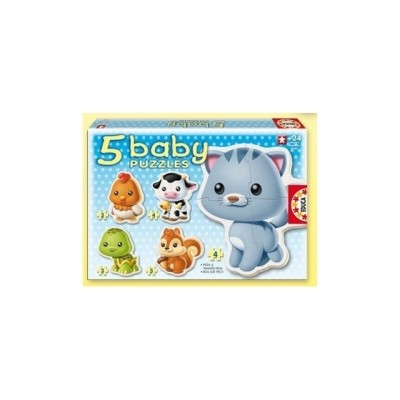 Educa Baby Animals Puzzles  24+ Months