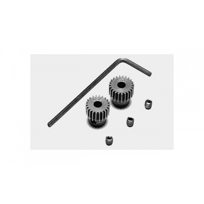 Tamiya 0.4 Pinion Gear (22T/23T)