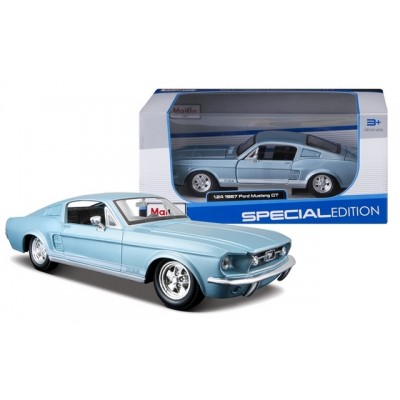 Maisto 1/24 Ford Mustang Gt 1967