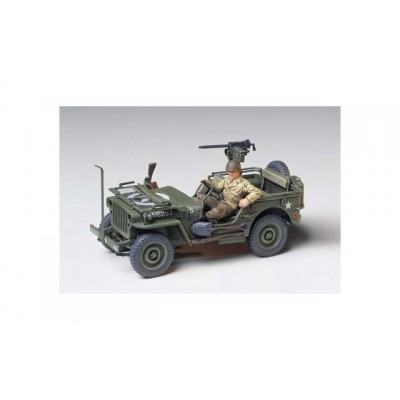 Tamiya 1/35 Us Willys Jeep Mb 1/4 Ton
