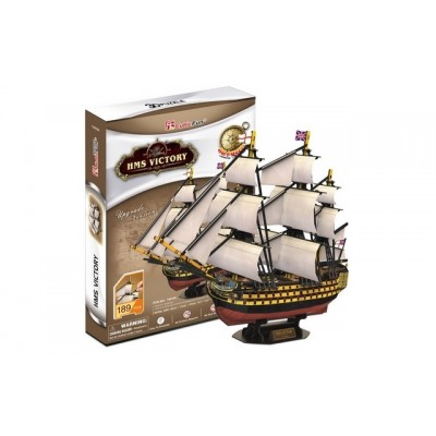 Cubic Fun Hms Victory 189Pieces