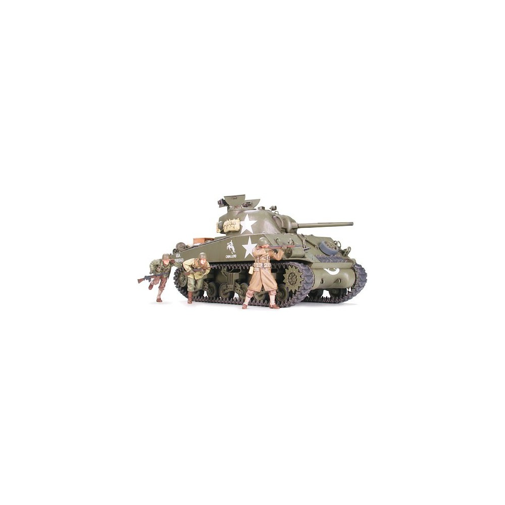 1/35 Us M4A3 Sherman 75Mm Gun (Breakthrough)