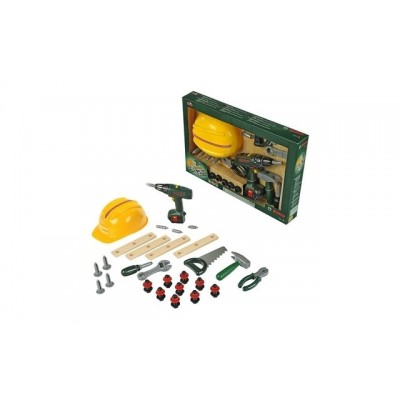 Klein toys Bosch Tool Set With Hard Hat