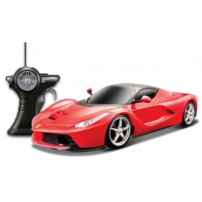 Maisto 1/14 Radio Controlled Ferrari Laferrari with Alkalines