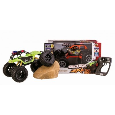 Maisto Radio Controlled Rock Crawler 3XL