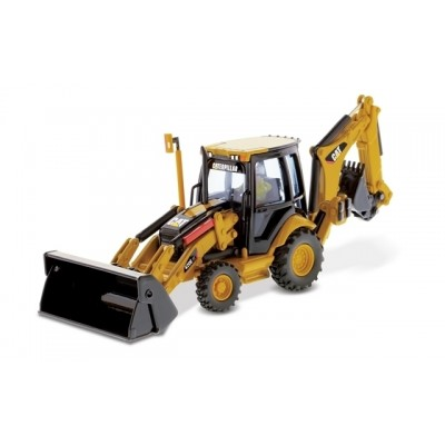 Diecast Masters 1/50 Cat 420E It Backhoe Loader