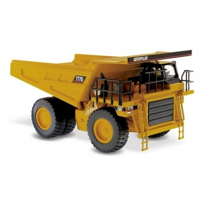 Diecast Masters 1/50 Cat 777D Off-Highway Truck