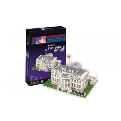 Cubic Fun The White House (Usa) 64Pieces