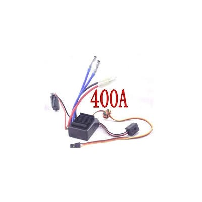 River Hobby Brushed 400A Esc For Buggy / Truck